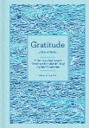 Cover-Bild zu Gratitude Journal, Volume 11: 5 Minutes a Day Toward Creating a Meaningful Life of Joy and Connection von Gamb, Maria