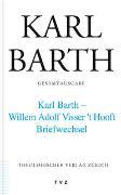 Cover-Bild zu Karl Barth Gesamtausgabe / Karl Barth Gesamtausgabe von Barth, Karl