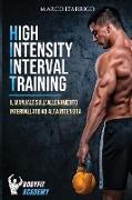 Cover-Bild zu High Intensity Interval Training von D'Arrigo, Marco