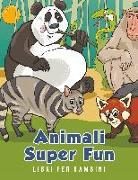 Cover-Bild zu Animali Super Fun Libri per bambini von Scholar, Young