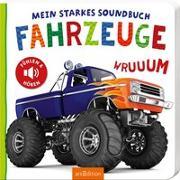 Cover-Bild zu Mein starkes Soundbuch - Fahrzeuge