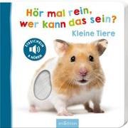Cover-Bild zu Hör mal rein, wer kann das sein? - Kleine Tiere