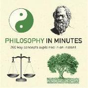 Cover-Bild zu Weeks, Marcus: Philosophy in Minutes