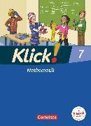 Cover-Bild zu Klick! Mathematik - Mittel-/Oberstufe, Alle Bundesländer, 7. Schuljahr, Schülerbuch von Friedemann-Zemkalis, Enno