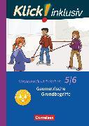 Cover-Bild zu Klick! inklusiv, Mathematik, 5./6. Schuljahr, Geometrische Grundbegriffe, Arbeitsheft 4 von Gerling, Christel