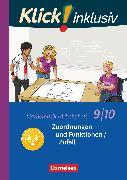 Cover-Bild zu Klick! inklusiv, Mathematik, 9./10. Schuljahr, Zuordnungen und Funktionen / Zufall, Arbeitsheft 4 von Jenert, Elisabeth