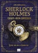 Cover-Bild zu Sherlock Holmes - Escape-Room-Universum von Hamer-Morton, James