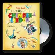 Cover-Bild zu Schönschte Chinderlieder + CD + Playback-CD von Reber, Peter