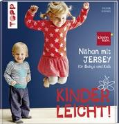 Cover-Bild zu Nähen mit JERSEY - kinderleicht! von Dohmen, Pauline
