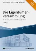 Cover-Bild zu Die Eigentümerversammlung (eBook) von Sterns-Kolbeck, Melanie