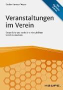 Cover-Bild zu Veranstaltungen im Verein (eBook) von Meyer, Stefan Karsten