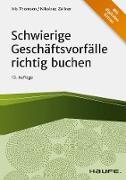 Cover-Bild zu Schwierige Geschäftsvorfälle richtig buchen (eBook) von Thomsen, Iris