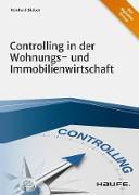 Cover-Bild zu Controlling in der Wohnungs- und Immobilienwirtschaft (eBook) von Bleiber, Reinhard