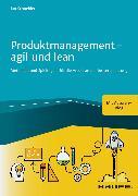 Cover-Bild zu Produktmanagement - agil und lean (eBook) von Schneider, Jan