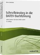 Cover-Bild zu Schnelleinstieg in die DATEV-Buchführung von Goldstein, Elmar