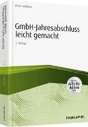Cover-Bild zu GmbH-Jahresabschluss leicht gemacht - inkl. Arbeitshilfen online von Goldstein, Elmar
