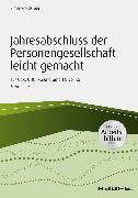 Cover-Bild zu Jahresabschluss der Personengesellschaft leicht gemacht - inkl. Arbeitshilfen online (eBook) von Goldstein, Elmar