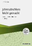 Cover-Bild zu Jahresabschluss leicht gemacht - mit Arbeitshilfen online (eBook) von Goldstein, Elmar