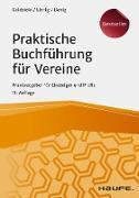 Cover-Bild zu Praktische Buchführung für Vereine (eBook) von Goldstein, Elmar
