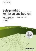 Cover-Bild zu Belege richtig kontieren und buchen - inkl. Arbeitshilfen online (eBook) von Goldstein, Elmar