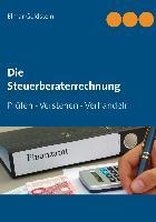 Cover-Bild zu Die Steuerberaterrechnung (eBook) von Goldstein, Elmar