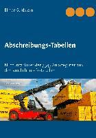 Cover-Bild zu Abschreibungs-Tabellen von Goldstein, Elmar