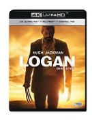 Cover-Bild zu James Mangold (Reg.): Logan - 4K + 2D