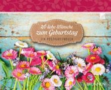 Cover-Bild zu 26 liebe Wünsche zum Geburtstag von Fröse-Schreer, Irmtraut (Hrsg.)