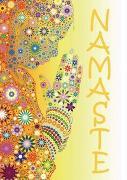 Cover-Bild zu Buddha-Karte: Namaste von Zintenz