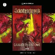 Cover-Bild zu Mühlehner, Michael: Gamma-Phantome - Schattenchronik, Folge 7 (Ungekürzt) (Audio Download)