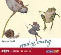 Cover-Bild zu Pauli, Lorenz: mutig, mutig