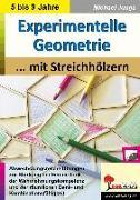 Cover-Bild zu Experimentelle Geometrie mit Streichhölzern (eBook) von Junga, Michael