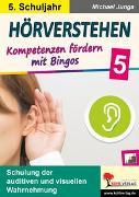 Cover-Bild zu Hörverstehen / Klasse 5 (eBook) von Junga, Michael