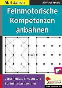 Cover-Bild zu Feinmotorische Kompetenzen anbahnen (eBook) von Junga, Michael