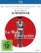Cover-Bild zu Almodovar, Pedro: La mala educación - Schlechte Erziehung