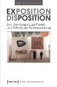Cover-Bild zu Exposition / Disposition (eBook) von Hemken, Kai-Uwe