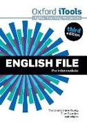 Cover-Bild zu English File third edition: Pre-intermediate: iTools