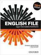 Cover-Bild zu English File third edition: Upper-intermediate: MultiPACK B. Student's Book B / Workbook B von Latham-Koenig, Christina