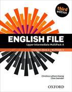 Cover-Bild zu English File third edition. Upper-intermediate. MultiPACK A von Oxenden, Clive