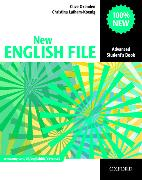 Cover-Bild zu Advanced: New English File: Advanced: Student's Book - New English File von Oxenden, Clive