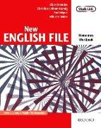Cover-Bild zu Elementary: New English File: Elementary: Workbook - New English File von Oxenden, Clive