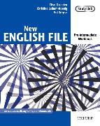 Cover-Bild zu Pre-Intermediate: New English File: Pre-intermediate: Workbook - New English File von Oxenden, Clive