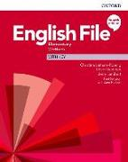 Cover-Bild zu English File: Elementary: Workbook with Key von Latham-Koenig, Christina (Weiterhin)