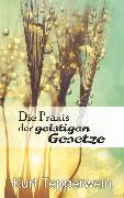 Cover-Bild zu Tepperwein, Kurt: Die Praxis der geistigen Gesetze (eBook)