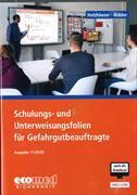 Cover-Bild zu Ausgabe 11/2020 - Schulungs- und Unterweisungsfolien für Gefahrgut-Beauftragte
