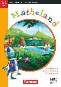 Cover-Bild zu Matheland, Mathematik-Lernprogramm, In DVD-Box, Teil 1: 1./2. Schuljahr, Arithmetik, Sachrechnen, Geometrie, CD-ROM von Lorenz, Jens Holger