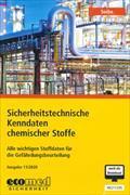 Cover-Bild zu Ausgabe 11/2020 - Sicherheitstechnische Kenndaten Chemischer Stoffe