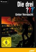 Cover-Bild zu Die drei ??? - Unter Verdacht (DVD-ROM) von United Soft Media Verlag GmbH (Hrsg.)