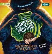 Cover-Bild zu Die Geheimnisse von Oaksend - Die Monsterprüfung von Martin, Andrea