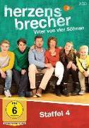 Cover-Bild zu Herzensbrecher - Vater von vier Söhnen von Pfannenschmidt, Christian